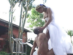 Fiery shemale wife nearly getting off from hawt orall-service in advance of fierce anal