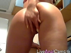 MILF Loves Anal on Live Cam XXX