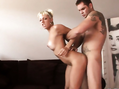 Nacho Vidal has a good time fucking amazingly hot Angy Pinks mouth