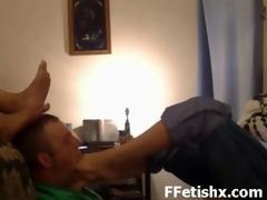 Alluring Leg Fetish Sex For Girl