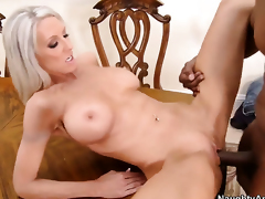 Prince Yahshua is horny and cant wait any more to drill fuck hungry Emma Starrs wet spot