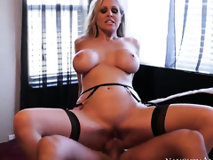 Bill Bailey loves always wet warm love hole of Julia Ann